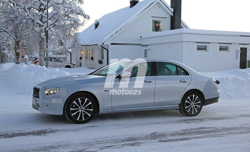 2020 - [Mercedes-Benz] Classe E restylée  38f93710