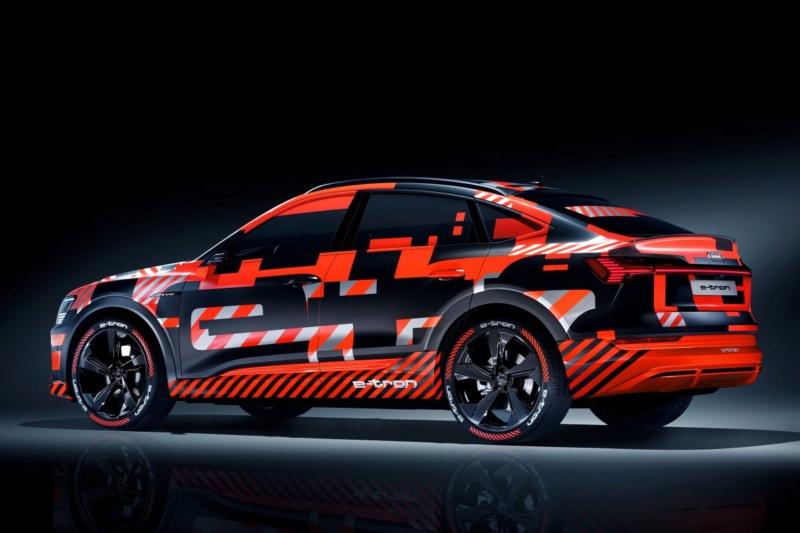 2020 - [Audi] E-Tron Sportback - Page 2 390ce410