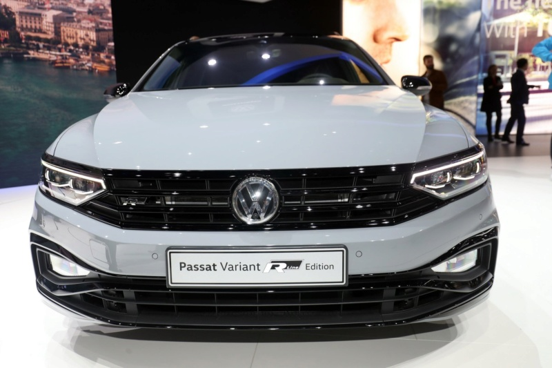 2019 - [Volkswagen] Passat restylée - Page 5 39147110