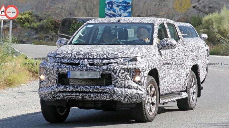 2015 - [Mitsubishi / Fiat] L200 - Triton / Fullback - Page 3 394d8710