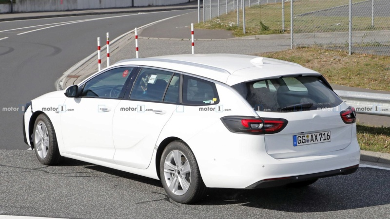 2020 - [Opel] Insignia Grand Sport Restylée  - Page 2 39734410