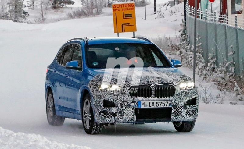 2019 - [BMW] X1 restylé [F48 LCI] 39775310