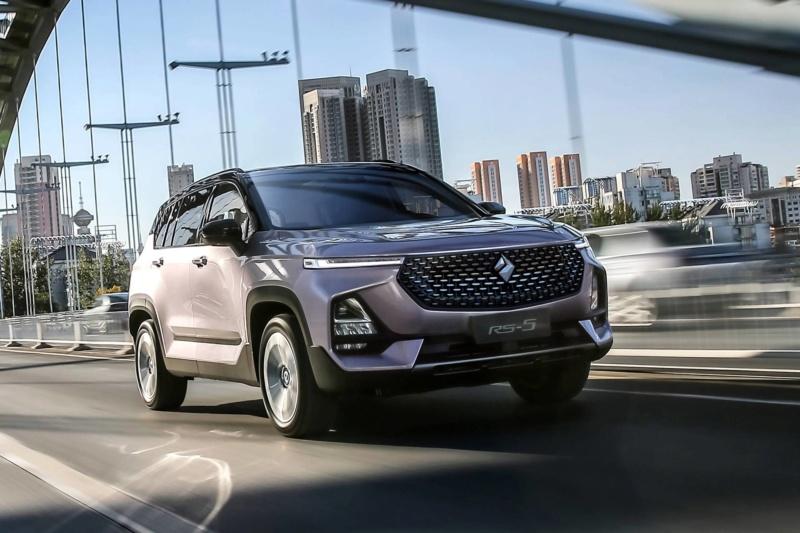 2018 - [Baojun/Wuling/Chevrolet/MG] 530/Almaz/Captiva/Hector 39b6ce10