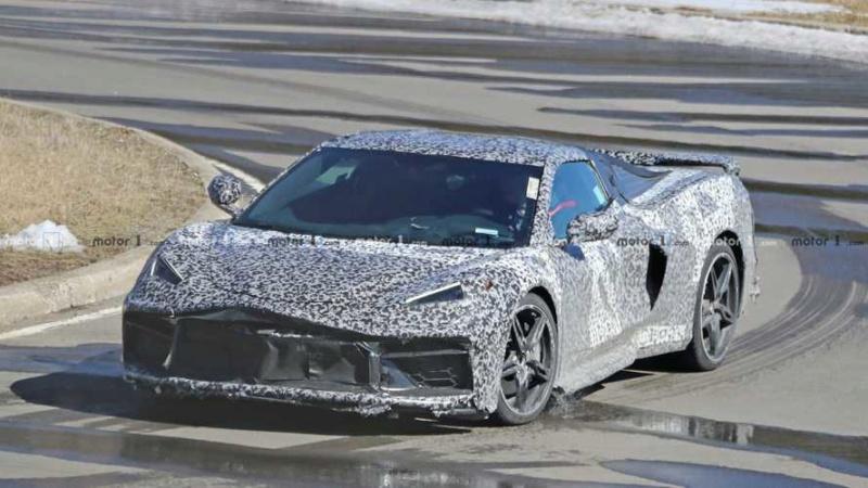 2018 - [Chevrolet] Mid-Engine Corvette - Page 3 39bccc10