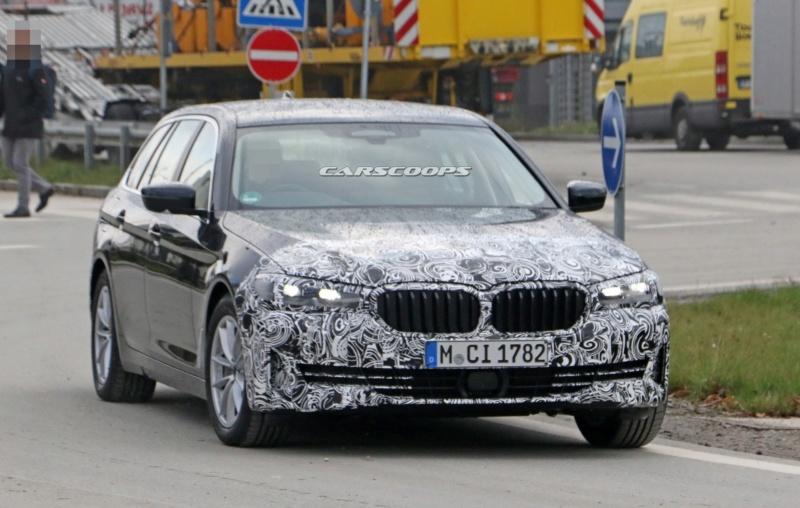 2020 - [BMW] Série 5 restylée [G30] - Page 3 39c9ef10