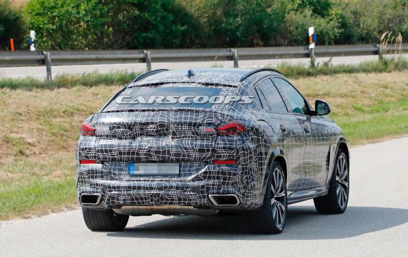 2019 - [BMW] X6 III (G06) - Page 3 39e79110