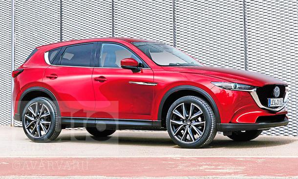 2022 - [Mazda] CX-50 - Page 2 39e89610