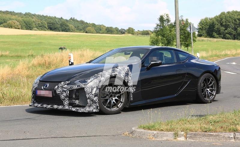 2016 - [Lexus] LC 500 - Page 5 39f95c10