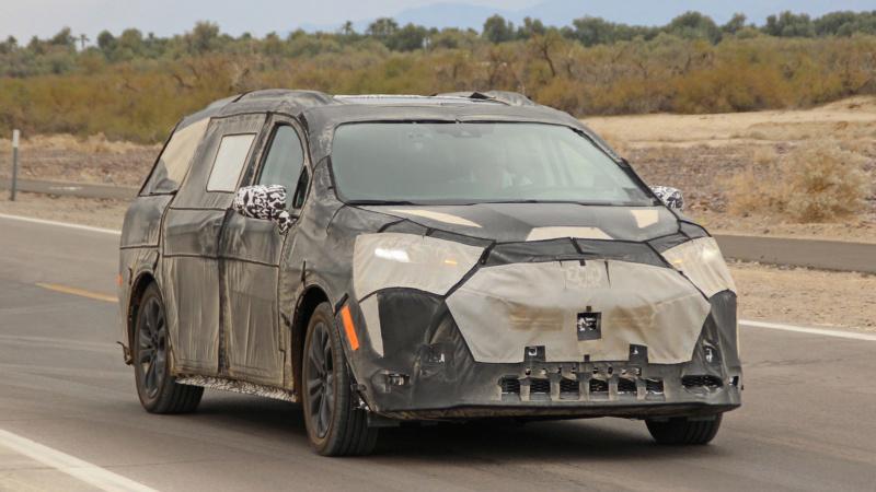 2020 - [Toyota] Sienna  3a449a10