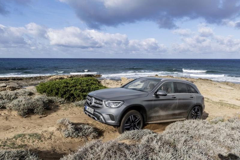 2018 - [Mercedes-Benz] GLC/GLC Coupé restylés - Page 3 3a4bff10