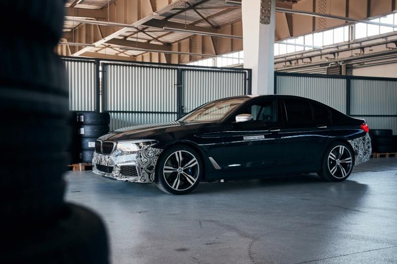 2016 - [BMW] Série 5 Berline & Touring [G30/G31] - Page 29 3a7af110