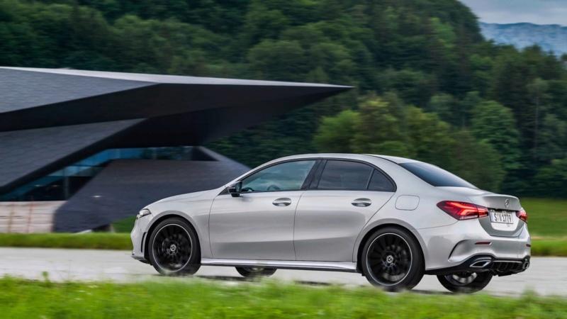 2018 - [Mercedes-Benz] Classe A Sedan - Page 5 3ab2cc10