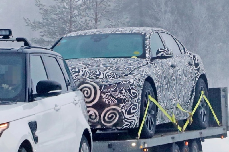2020 - [Jaguar] XJ [X360] 3ad12a10