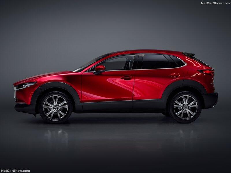 2019 - [Mazda] CX-30 3b08f010
