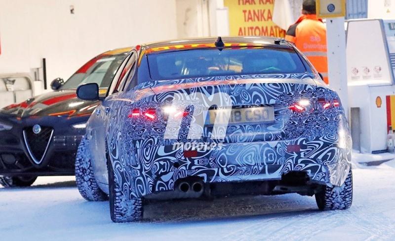 2019 - [Jaguar] XE restylée  3b15ca10