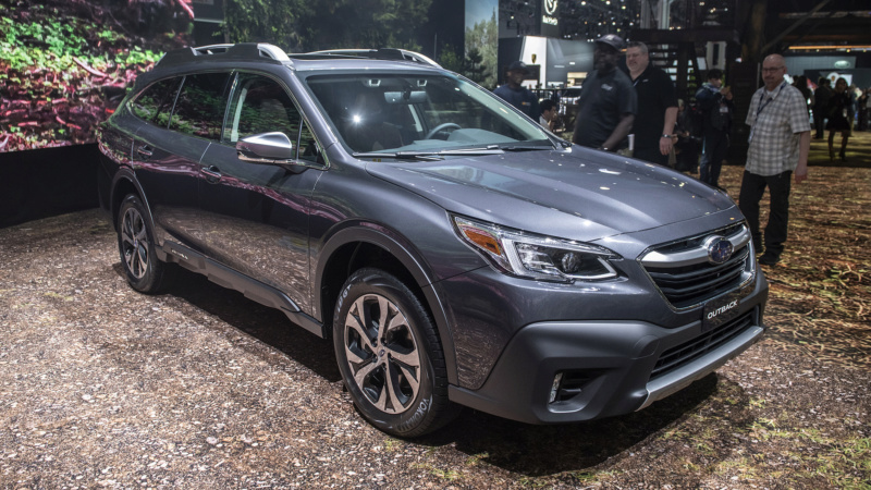 2019 - [Subaru] Legacy & Outback - Page 2 3b264d10