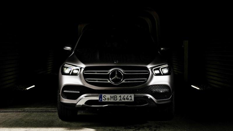 2018 - [Mercedes] GLE II ( ML IV ) - Page 8 3b4ec010
