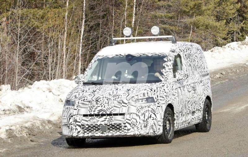 2020 - [Volkswagen] Caddy V 3b555610