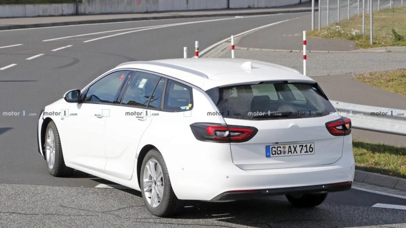 2020 - [Opel] Insignia Grand Sport Restylée  - Page 2 3b6da910