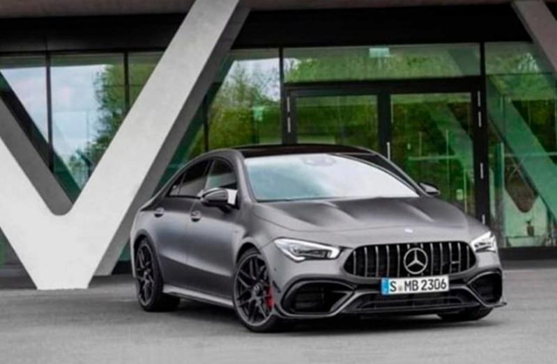 2019 - [Mercedes-Benz] CLA II - Page 8 3b7af110