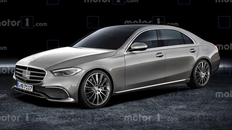 2020 - [Mercedes-Benz] Classe S - Page 7 3b8a7410
