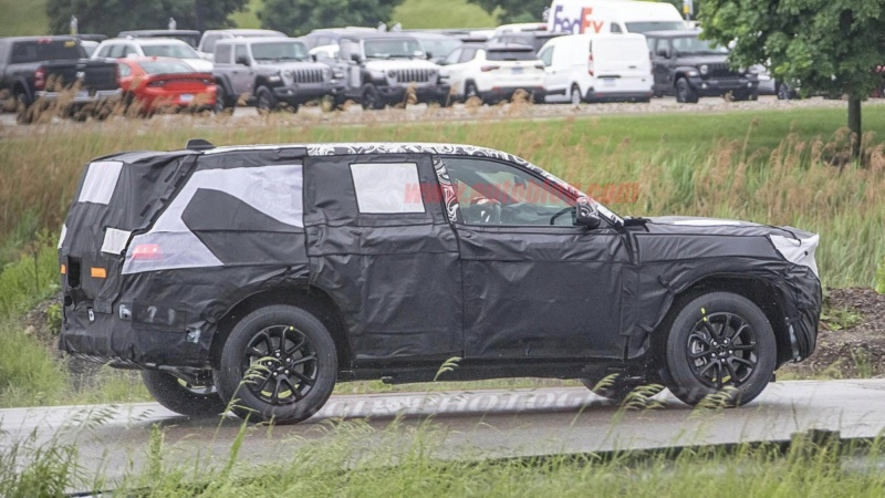 2021 - [Jeep] Grand Cherokee  3bc0af10