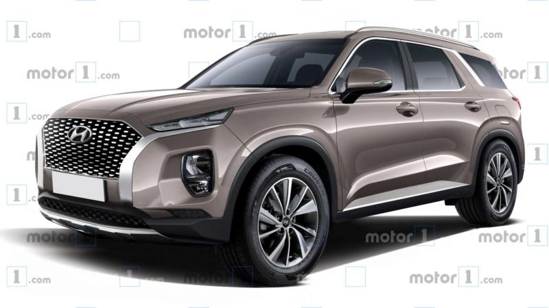 2019 - [Hyundai] Palisade 3bf20110