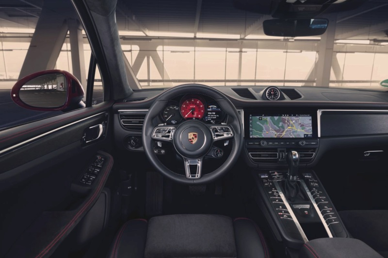 2018 - [Porsche] Macan Restylée [95B] - Page 5 3c209410