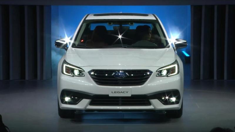 2019 - [Subaru] Legacy & Outback 3c2f1510