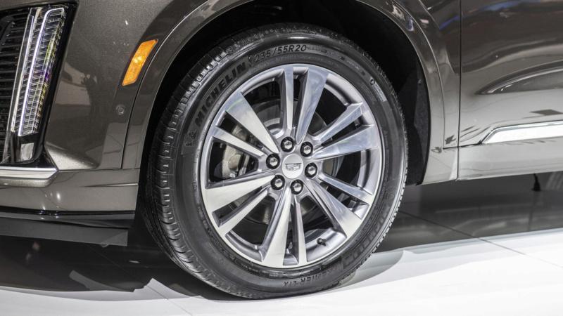 2019 - [Cadillac] XT6 3c555710