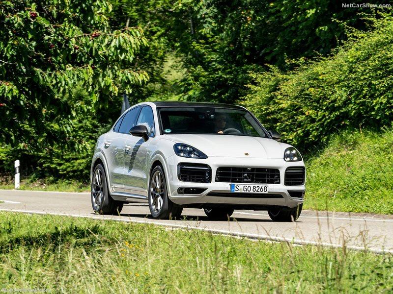 2019 [Porsche] Cayenne coupé - Page 6 3c674b10