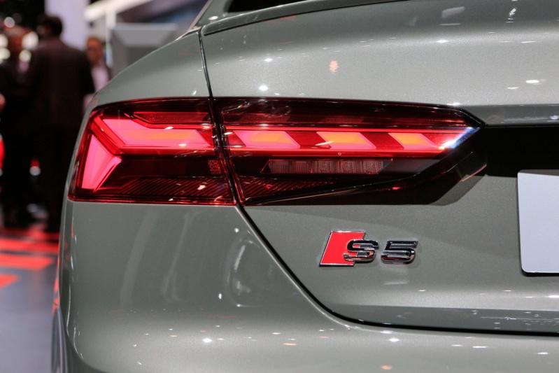 2020 - [Audi] A5 Coupé/Cab/SB restylée 3c837610
