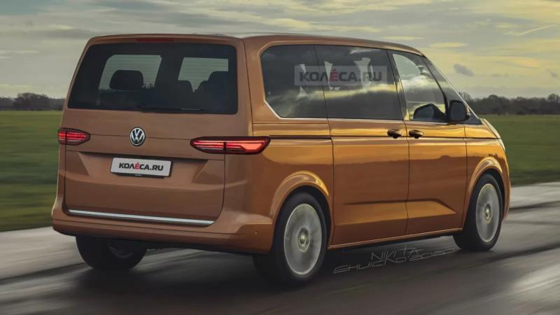2021 - [Volkswagen] Transporter [T7] - Page 2 3c943610