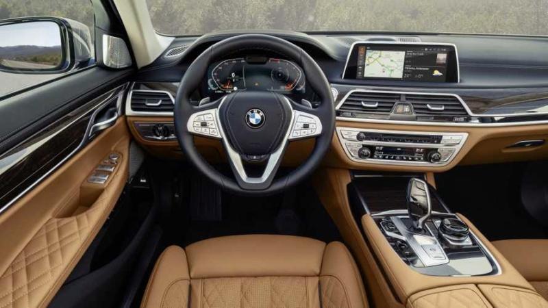 2019 - [BMW] Série 7 restylée  - Page 10 3cd7b810