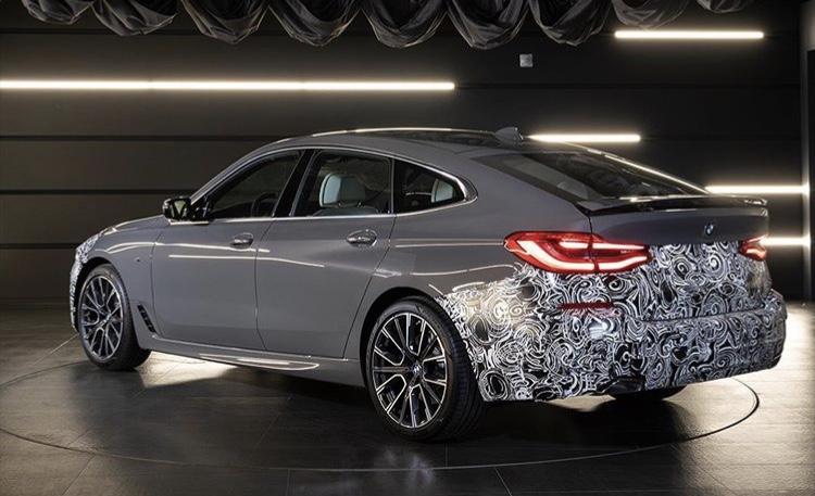2017 - [BMW] Série 6 GT (G32) - Page 8 3d286d10