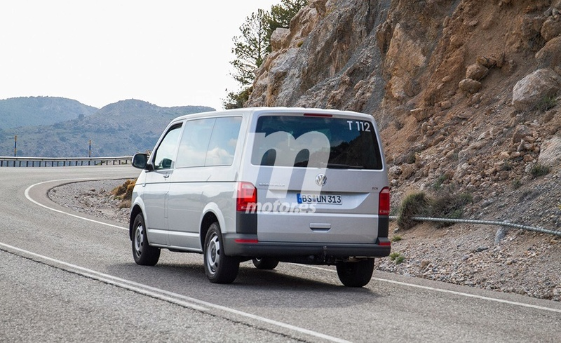 2020 - [Volkswagen] Transporter T6 restylé 3d451910