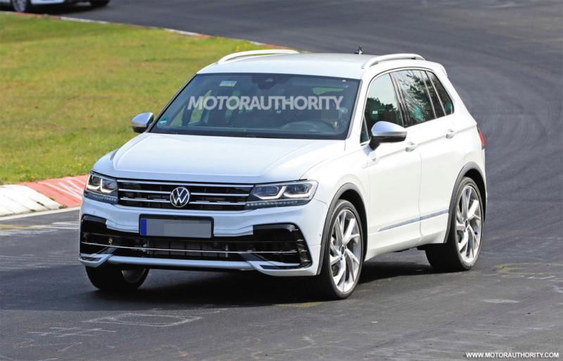 2020 - [Volkswagen] Tiguan II restylé  - Page 2 3d622d10