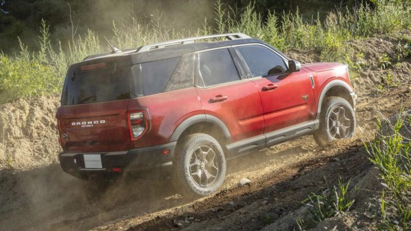Ford Bronco / Sport (2020) 72