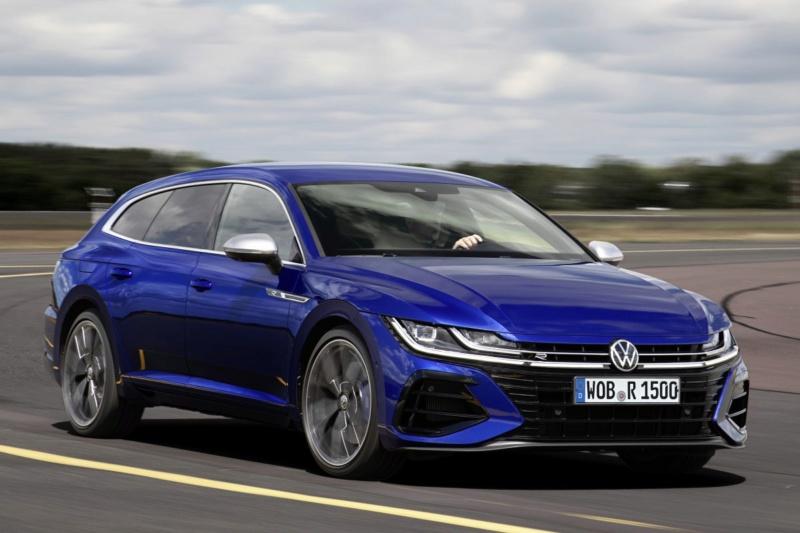 2019 - [Volkswagen] Arteon Shooting Brake - Page 4 3d74b510
