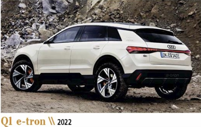 2023 - [Audi] Q1 e-Tron 3d83ae10