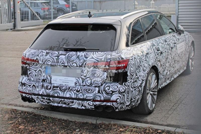 2018 - [Audi] A4 restylée  - Page 4 3d854410