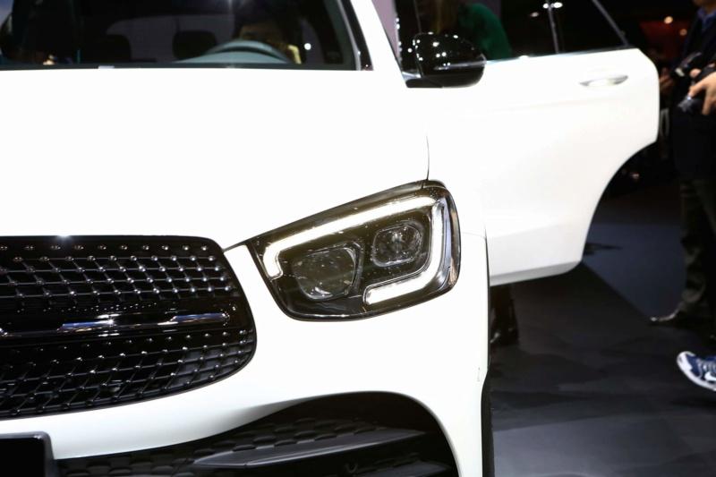 2018 - [Mercedes-Benz] GLC/GLC Coupé restylés - Page 4 3d9b2d10