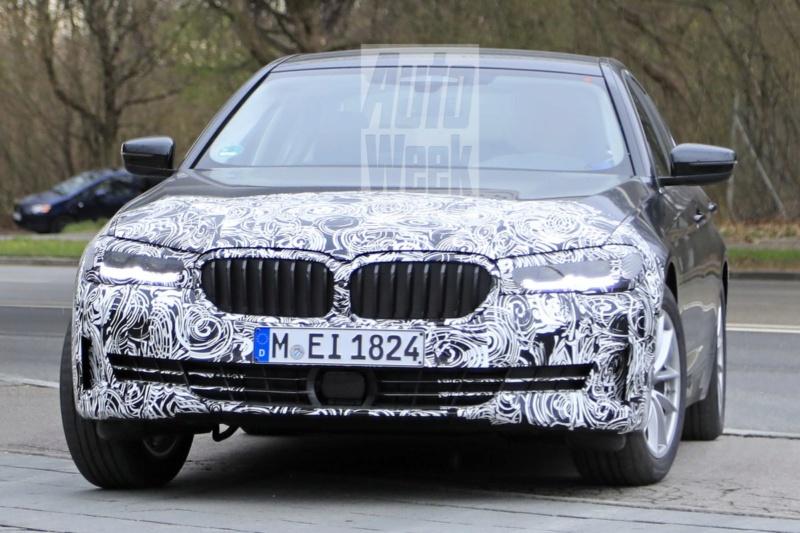 2020 - [BMW] Série 5 restylée [G30] - Page 4 3dcf9810