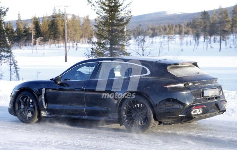 2020 - [Porsche] Taycan Sport Turismo 3dd14e10