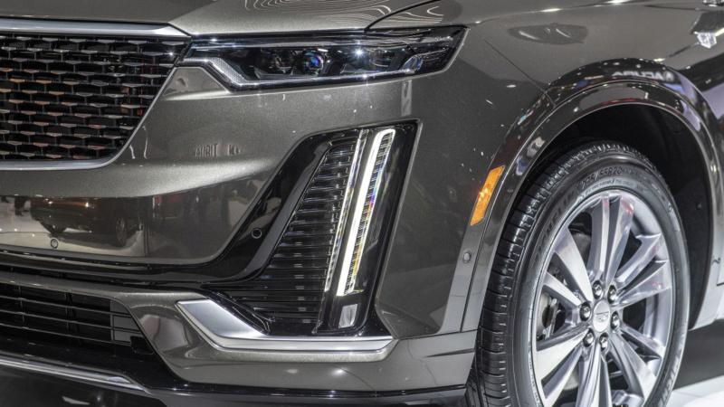 2019 - [Cadillac] XT6 3de83b10