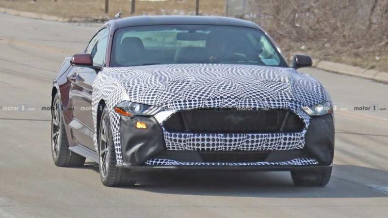 2021 - [Ford] Mustang VIII 3defc710