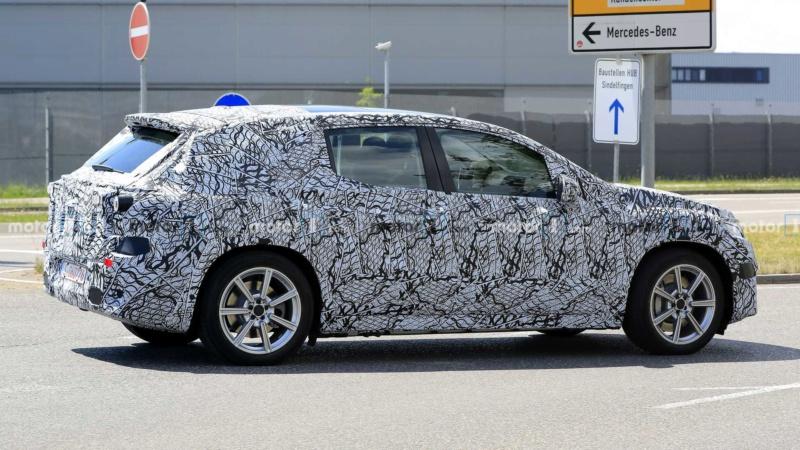 2022 - [Mercedes-Benz] EQS SUV 3defeb10