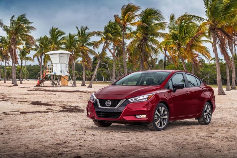 2020 - [Nissan] Versa 3e157310