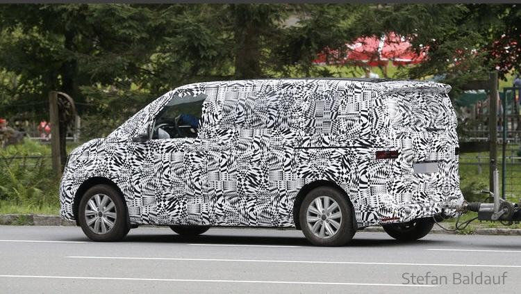 2021 - [Volkswagen] Transporter [T7] 3e1afa10