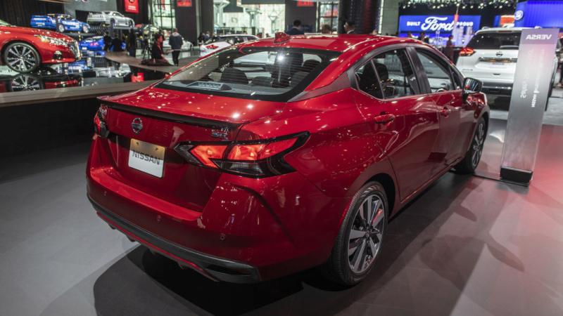 2020 - [Nissan] Versa 3e3f5510